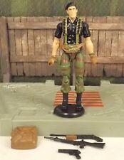 GI JOE 25th anniversary Flint v14 warrant officer 2009 Rise of Cobra ROC