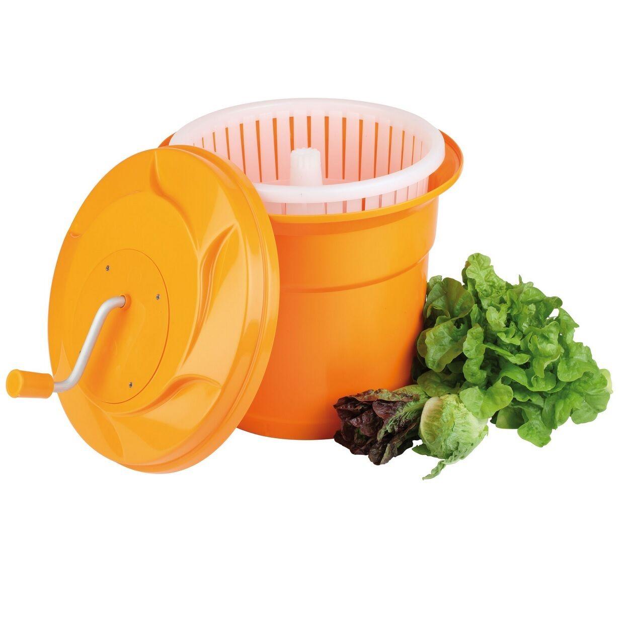 Collation salade Fronde salatsieb en plastique Gastro 12 L gastlando