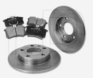 2-Discos-de-Freno-4-Pastillas-Audi-A4-B6-B7-Saet-Exeo-Trasero-245mm-Pr-1kd