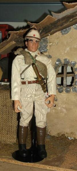 1/6 Custom Wwii Pacific Iwo Jima Japonais Soldat Impérial Loose