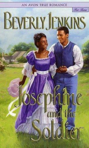 Josephine and the Soldier-ExLibrary
