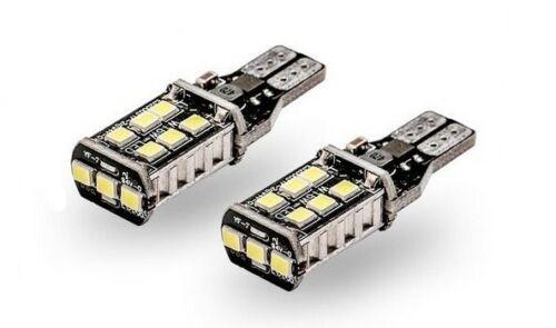 2X Ampoules LED T15 Feux de Recul Blanc CANBUS BMW SERIE 5 E60