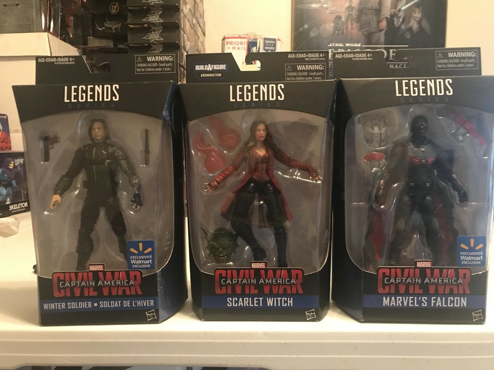 Marvel Legends Action Figures Lot