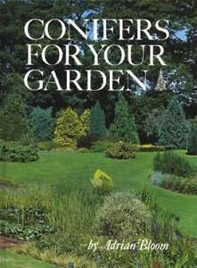 Conifers-Per-il-Tuo-Giardino-Floraprint-Da-Adrian-Bloom-Buono-Libro-Usato