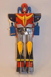 1984 Diatarn 3 Die-Cast Robot Sunrise for Parts Repair