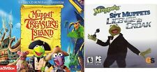 Muppet Treasure Island & SPY MUPPETS LICENSE TO CROAK