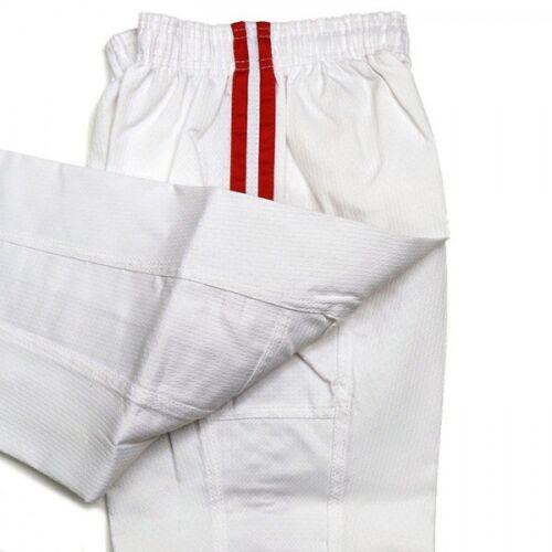 New Taekwondo Uniform Taekwondo Demo Team Uniform Special Fabric All sizes-RED