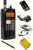 Whistler Ws1040 Radio Shack Pro-651 Gre Psr-500 P25 Digital Scanner & Cable