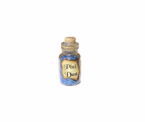 Dollhouse Pixi Dust Halloween Magic Brew Potion Bottle BL Doll House Miniatures