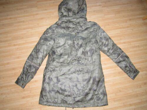 Parka Anorak verde S Winter Nuovo Top Jacket Coat Billabong Ladies Tan qPt7pI