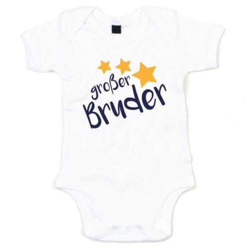 Großer Bruder Baby Body Familienzuwachs Geschwister Baby Sterne