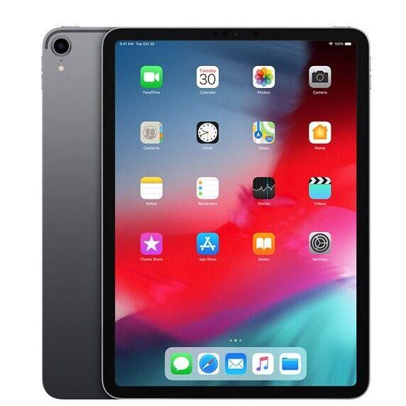 iPad Pro 3, 256 GB, sort