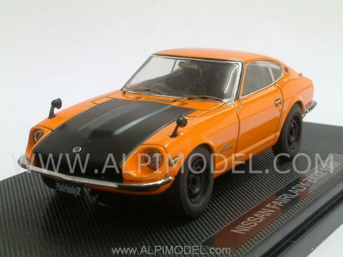 Nissan Fairlady Z432 1969 Orange 1 43 EBBRO 44881