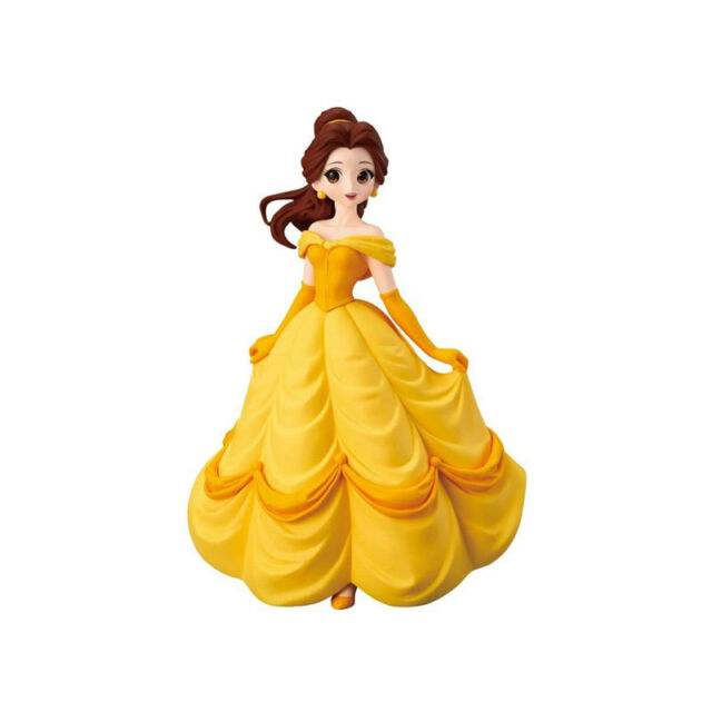 Disney Character Crystalux Figure Belle Beauty And The Beast For Sale Online