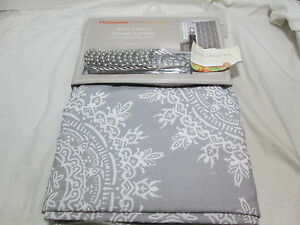 Image Is Loading New Richloom Home Fashions Shower Curtain With Hooks