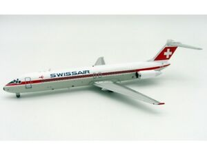 Swissair-DC-9-41-HB-IDV-1-200-Inflight-Airmail-Exclusive-Model