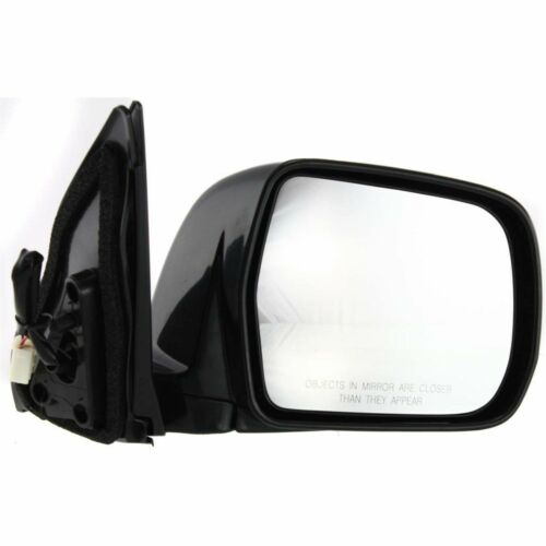 NEW RH POWER MIRROR W/OUT HEATED GLASS FOR 01-07 TOYOTA HIGHLANDER TO1321200