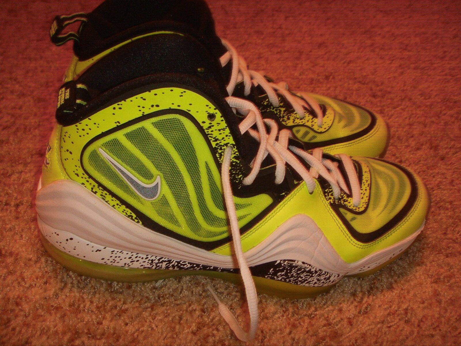 Nike Volt Air Penny V HL Volt Nike Amarillo Hombre cómodo marca de descuento 854bdd