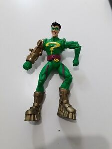 Molto-RARO-Tornado-BLADE-Enigmista-DC-Comics-Batman-Figura-Azione