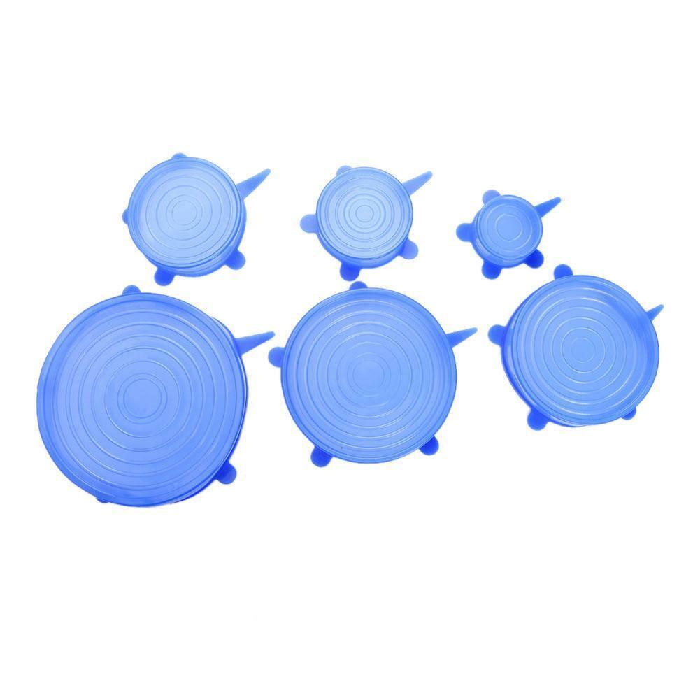 2# 6pcs/set Blue