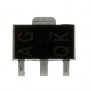 −50V, −3A 20PCS AG AGQ 2SA1797 2SA1797T100Q SOT89 Power Transistor