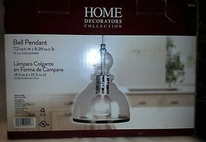 Home Decorators Collection 1 Light Ceiling Polished Nickel