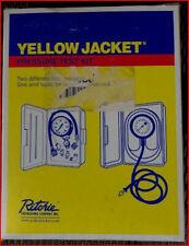 Yellow Jacket Gas Pressure Test Kit 78060 0 35 Wc