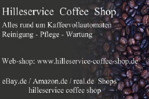 10 Entkalkungstabletten 18g für Kaffeevollautomat Bosch Siemens Miele Melitta