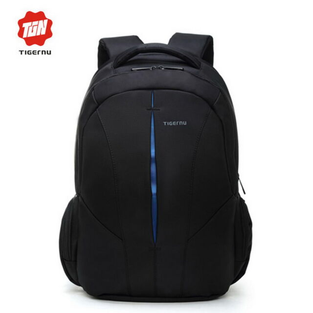 "15"" 15.6 Waterproof Nylon Laptop Bag Backpack Men Women Computer Notebook Bag"