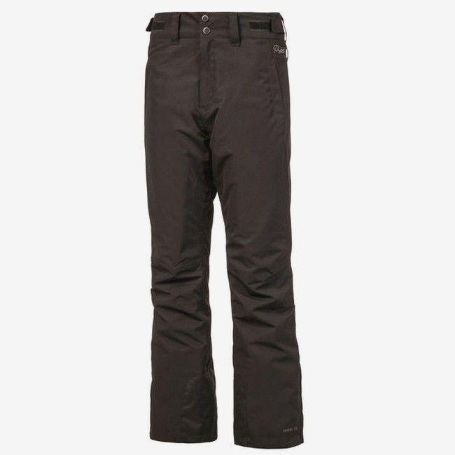 PROTEST G Losh NERO DA DONNA Salopette SCI Tavoletta Salopette DONNA pantaloni gamba corta e892e3