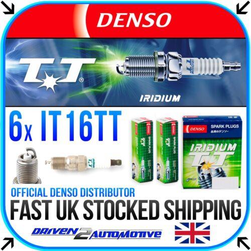 UU Explorer 4.0 V6 4WD 03.95-12.01 6x denso IT16TT IRIDIUM TT Tapones Para Ford EE