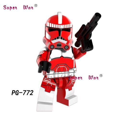 Minifigures Jedi Mandalorian Vader Yoda Obi Darth Clone Boba Lego Star Wars 150