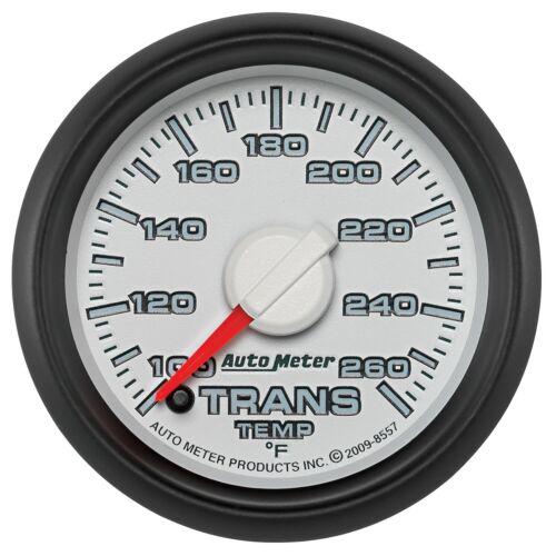 AutoMeter 8557 Gen 3 Dodge Factory Match Transmission Temperature Gauge