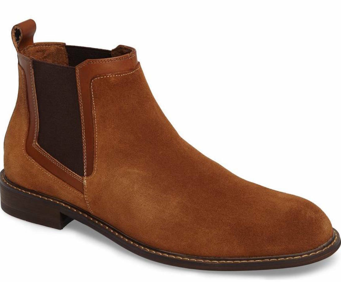 Mens Kenneth Cole New York Design 108952 Chelsea Boots