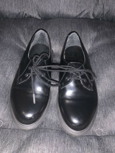 Doc Martens Black Loafers Women's Size 5 US