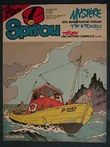 SPIROU-N-2201-du-19-06-1980-PEYO-WILL-TILLIEUX-ROBA