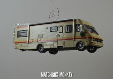 1986 Bounder Class A Motorhome Fleetwood Christmas Ornament RV Breaking Bad Camp