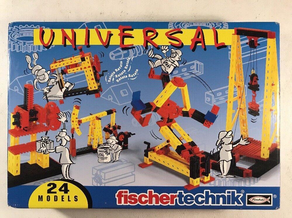 Fischertechnik Universal Construction Kit Toy 30 308