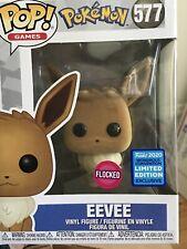 Funko Pop GAMES Pokemon Eevee #577 Figura in vinile *** INSTOCK ora *** UK Venditore