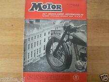 MO5225-ZUNDAPP NORMA,MAN TT 1952,ANDERSON NORTON,CROSS MARKELO RIETMAN,CZ