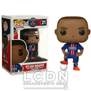 Figurine  FUNKO POP Football MBappé PSG Neuf Boîte