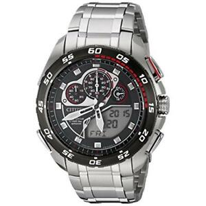 0ea269976 Citizen Eco-drive Men's Jw0111-55e Promaster Super Sport Chronograph 44mm  Watch