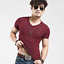 T-Shirt-Cotton-Neck-in-V-Fitness thumbnail 93