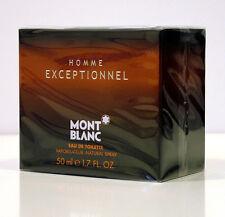 MONT BLANC HOMME EXCEPTIONNEL PROFUMO UOMO EAU DE TOILETTE EDT 50 ML SPRAY
