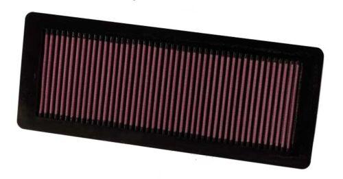 K/&N Filter für Citroen C 4 Bj.9//08 Luftfilter Sportfilter Tauschfilter