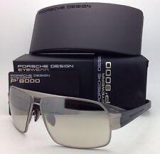 75b47d7dfc91 item 1 PORSCHE DESIGN Titanium Sunglasses P 8543 C Matte Silver Frame w Mirrored  Lenses -PORSCHE DESIGN Titanium Sunglasses P 8543 C Matte Silver Frame ...