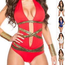 KouCla GODDESS Women's One Piece Monokini Swimwear Swimsuit - S/M/L/XL