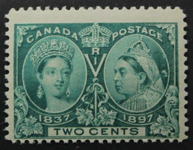 Canada #52, MNH OG, 1897 Victoria Jubilee Issue