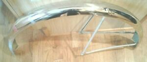"Vintage 26"" Back bicycle fender Chrome fender from Schwinn Hollywood"