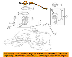 chevrolet gm oem 12 13 caprice fuel system wire harness. Black Bedroom Furniture Sets. Home Design Ideas